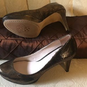 Vince Camuto Zella Collection Heels
